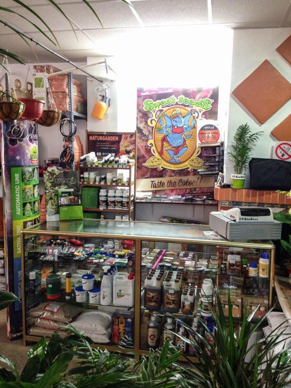 Garden La Morena Grow Shop