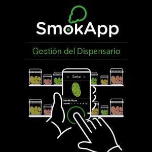 Smokapp Aplicación Gestion de dispensarios