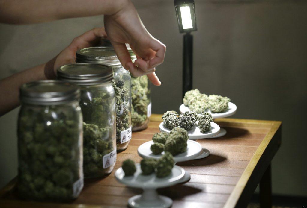 Dispensario de Marihuana