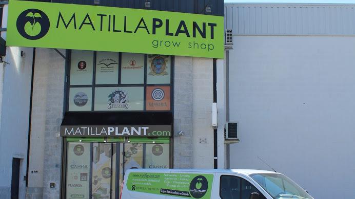 Matilla Plant GrowShop Peligros