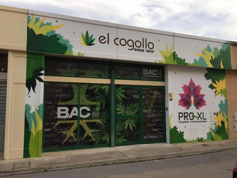 Cogollo Growshop Alcoy