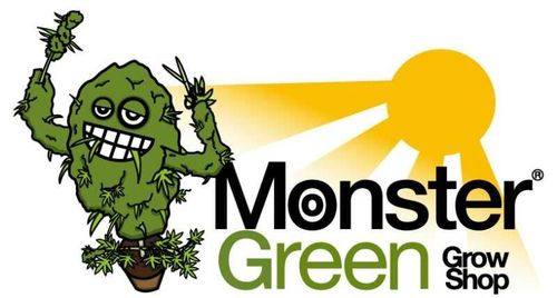 Monster Green Grow Shop
