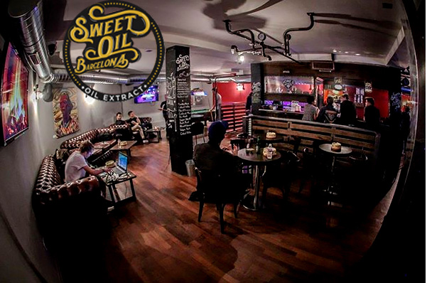 Sweet Oil Cannabis Club Barcelona
